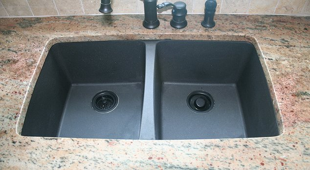 Granite Sink Price : Problems With Granite Composite Sinks